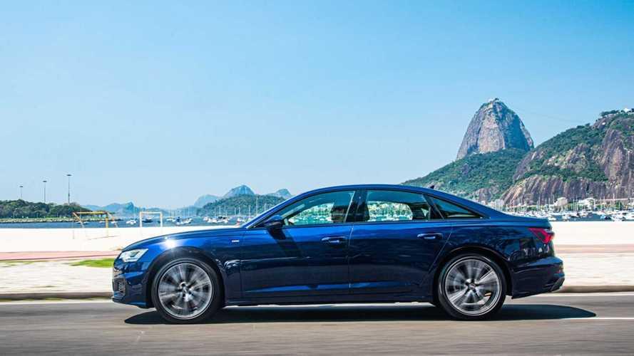 Audi A6 2021 estreia versão com motor 2.0 turbo por R$ 399.990