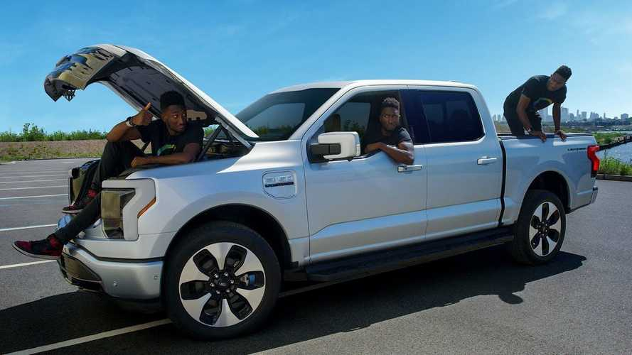 MKBHD Says The F-150 Lightning Is Much Better Than He Expected