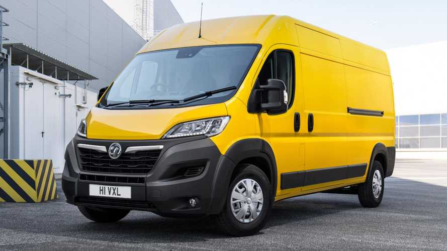 Figures reveal record May for the UK new van market