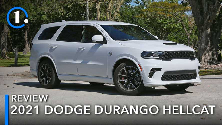 2021 Dodge Durango Hellcat Review: Most. Powerful. SUV. Ever.