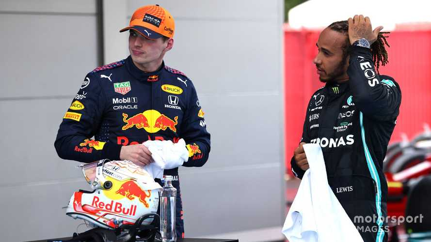 Hamilton 'learned more' about Verstappen than all other F1 races