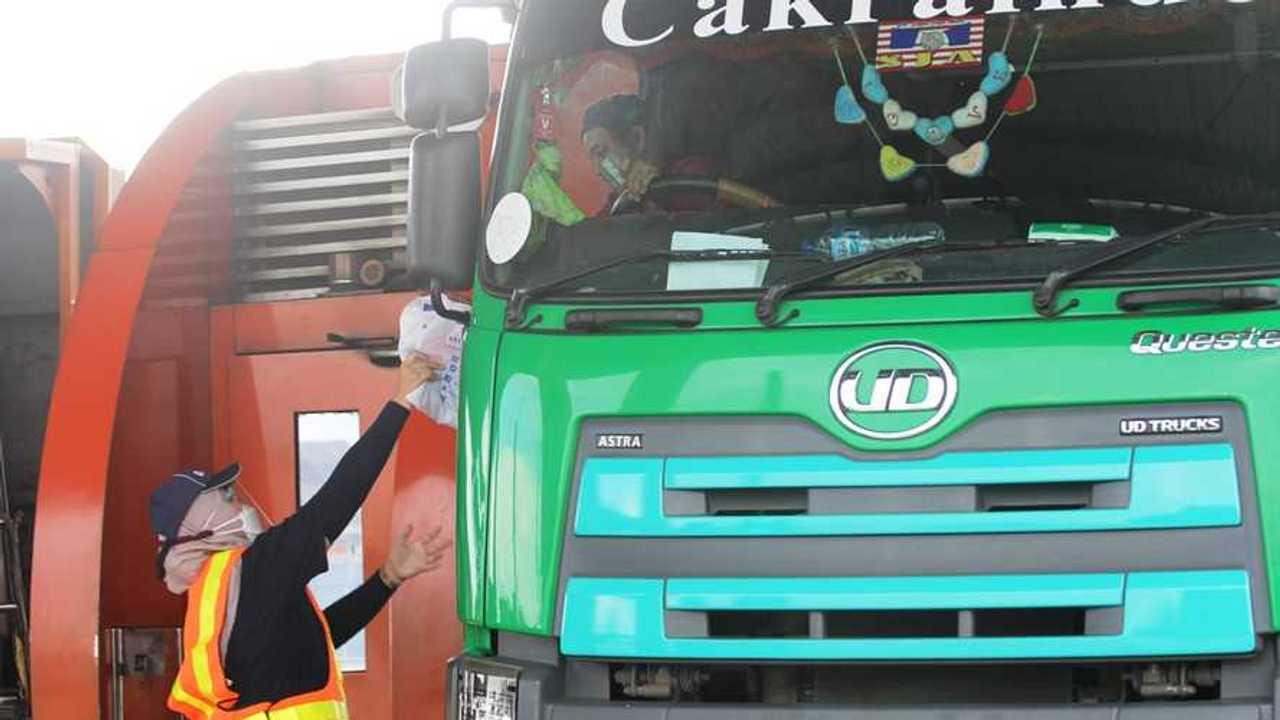 Astra UD Trucks Peduli Pengemudi