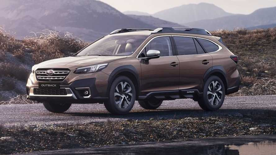 2021 Subaru Outback finally arrives in Europe with one glaring omission
