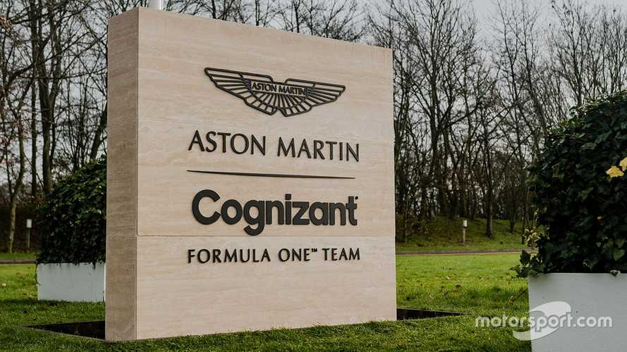 Aston Martin to use new chassis name convention in F1 return