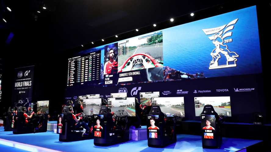 Gran Turismo to feature in new Olympic virtual games