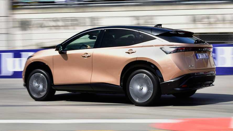 Nissan Ariya: The Number Of Hand-Raisers Increases To 200,000