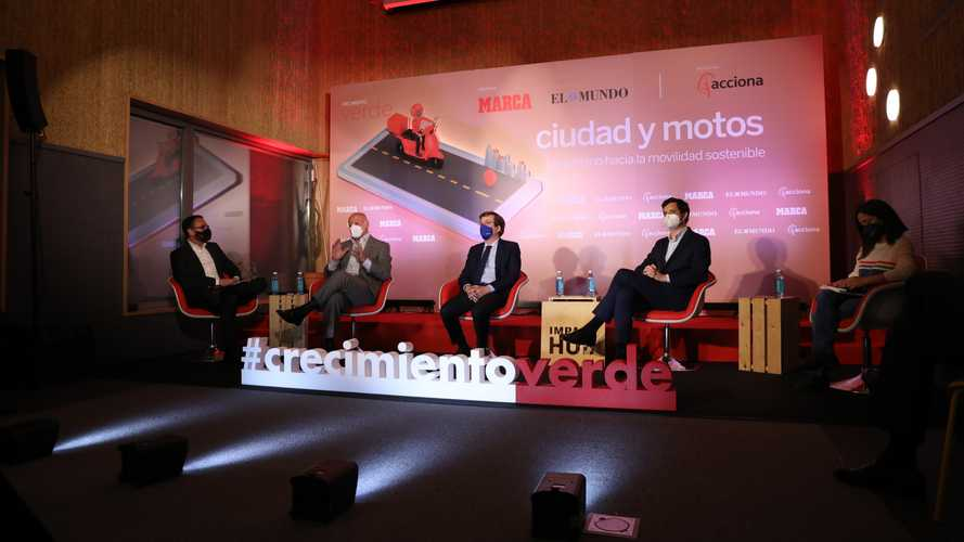 Madrid To Start Pilot Project With Dedicated Motorcycle Lane