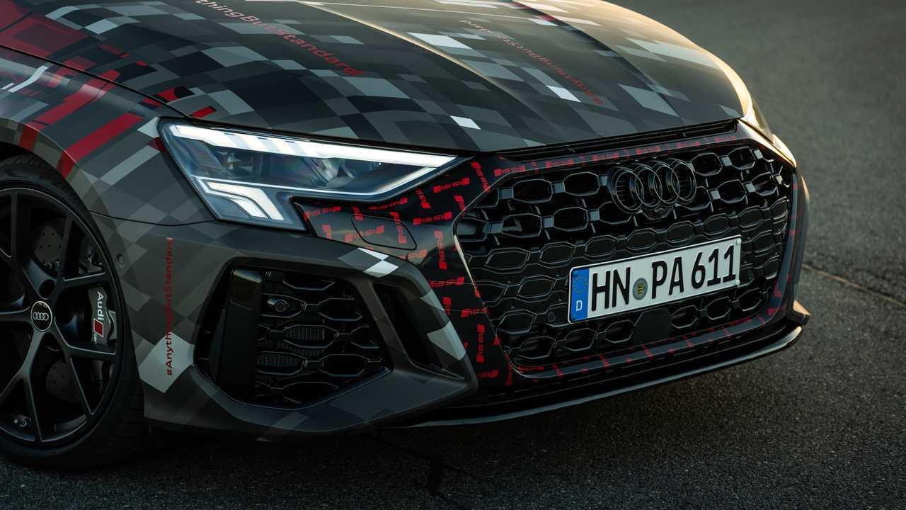 2022 Audi RS3 Sportback Front Bumper