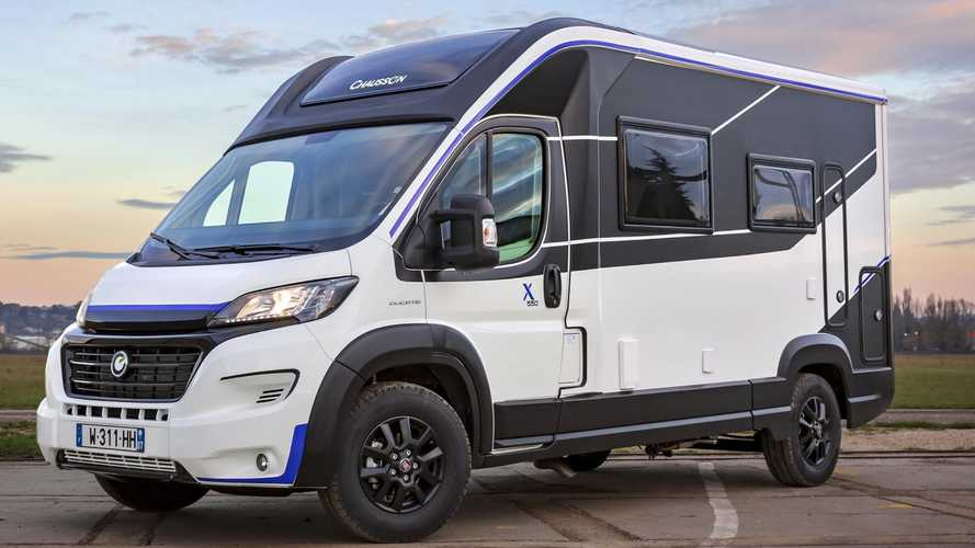 Chausson X550 Is The Smallest Full-Featured RV We've Ever Seen