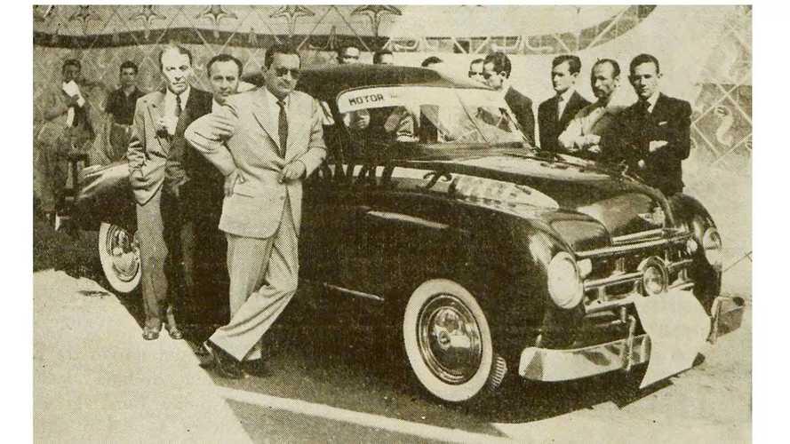 Pinar, um pioneiro nacional com clone de motor Volkswagen