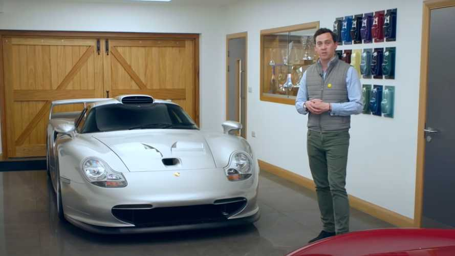 Porsche GT1 User's Guide Video Is Pure Automotive Bliss