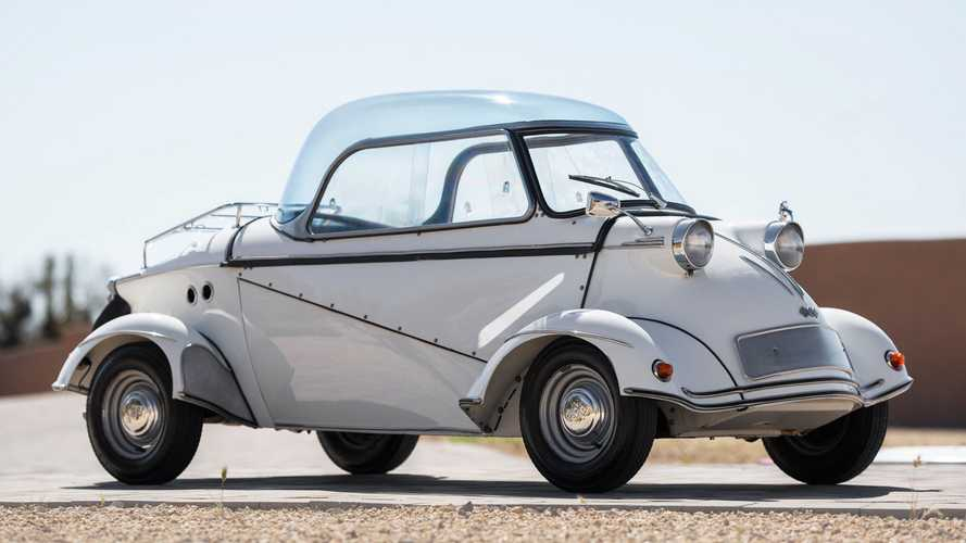 One Of The Fastest Microcars Heads To Auction, Could Get Costly