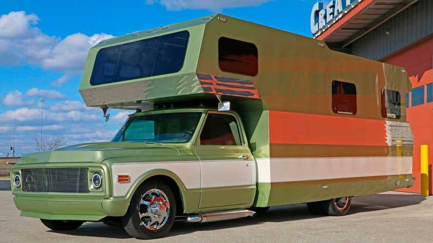 Famous ReRun Motorhome Going Up For Auction Soon