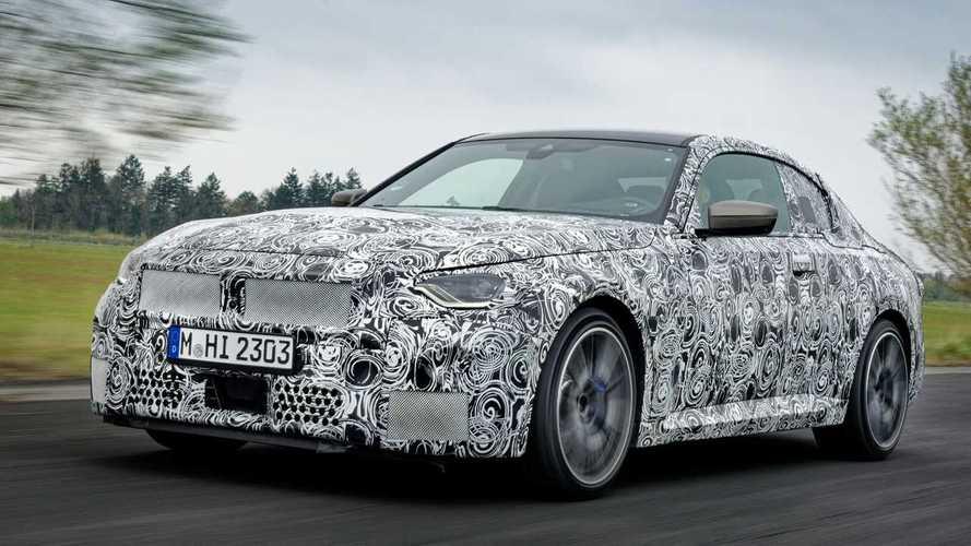 BMW 230i Coupe (2021) - Protótipo
