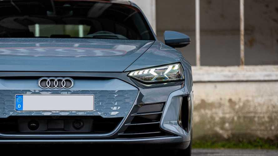 Audi conserve la calandre Single Frame pour ses électriques