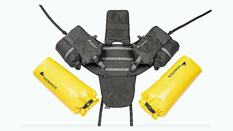 Touratech Discovery Soft Luggage System