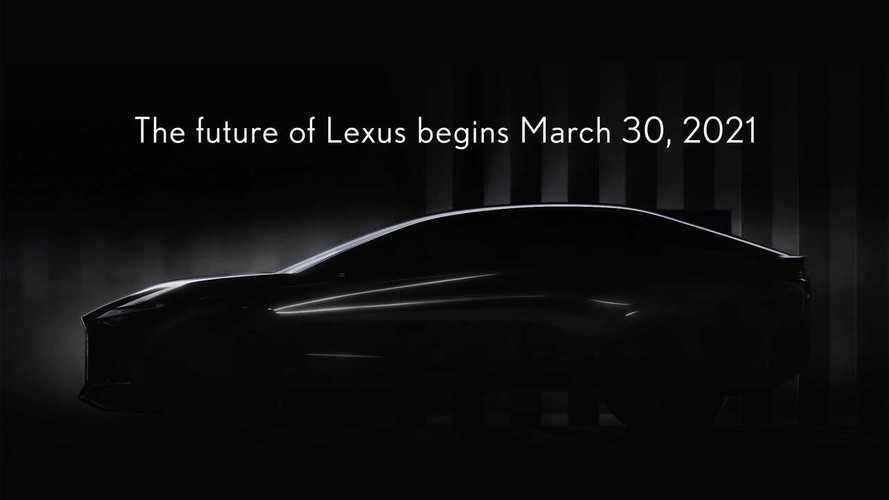 Lexus divulga prévia do que pode ser o novo carro elétrico da marca