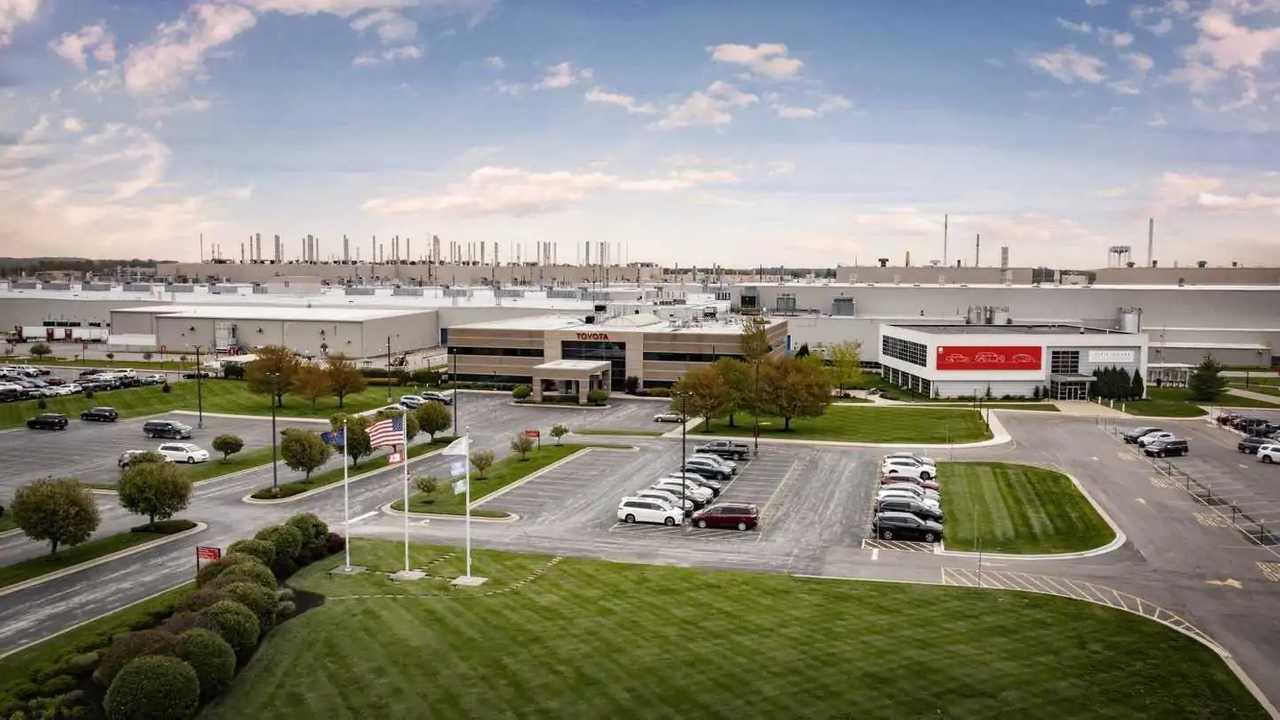 Toyota Motor Manufacturing, Indiana (TMMI) in Princeton, Indiana