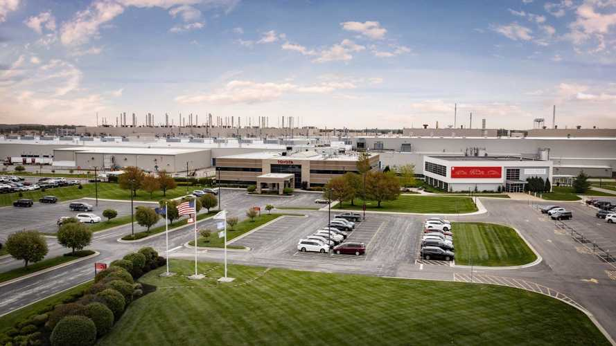 Toyota Expected To Produce Plug-Ins At Princeton Plant In Indiana