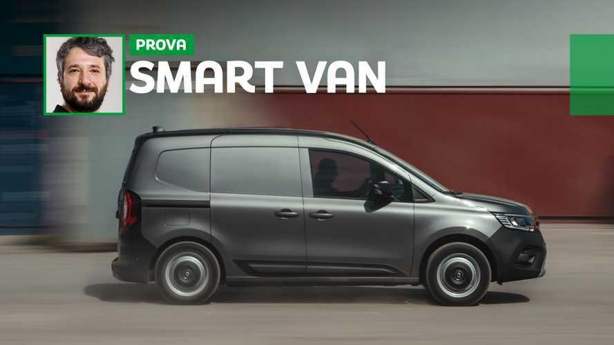 Renault Kangoo Van, ora è più maturo. Ecco la prova