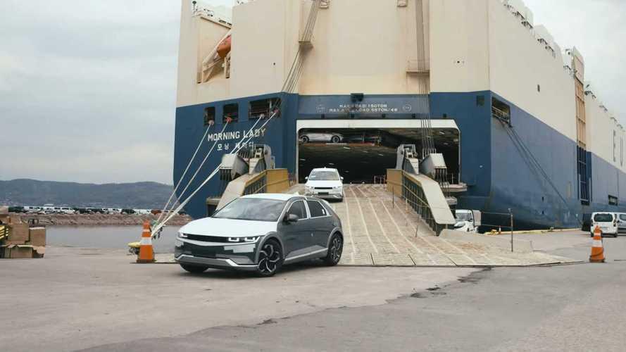 Hyundai Ioniq 5 Arrives In Norway