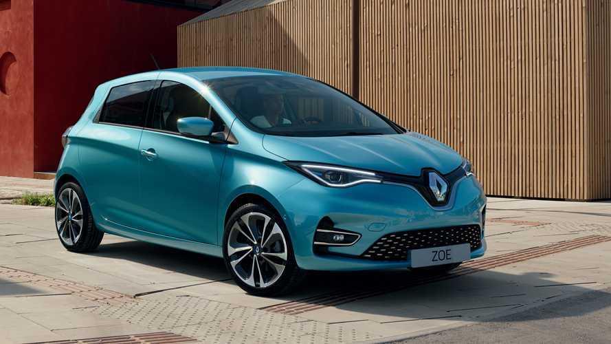 Renault Zoe: Jetzt ab 99 Euro pro Monat mit Elektro-Tretroller gratis