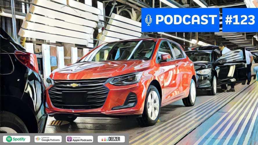 Motor1.com Podcast #123: A crise dos semicondutores e componentes