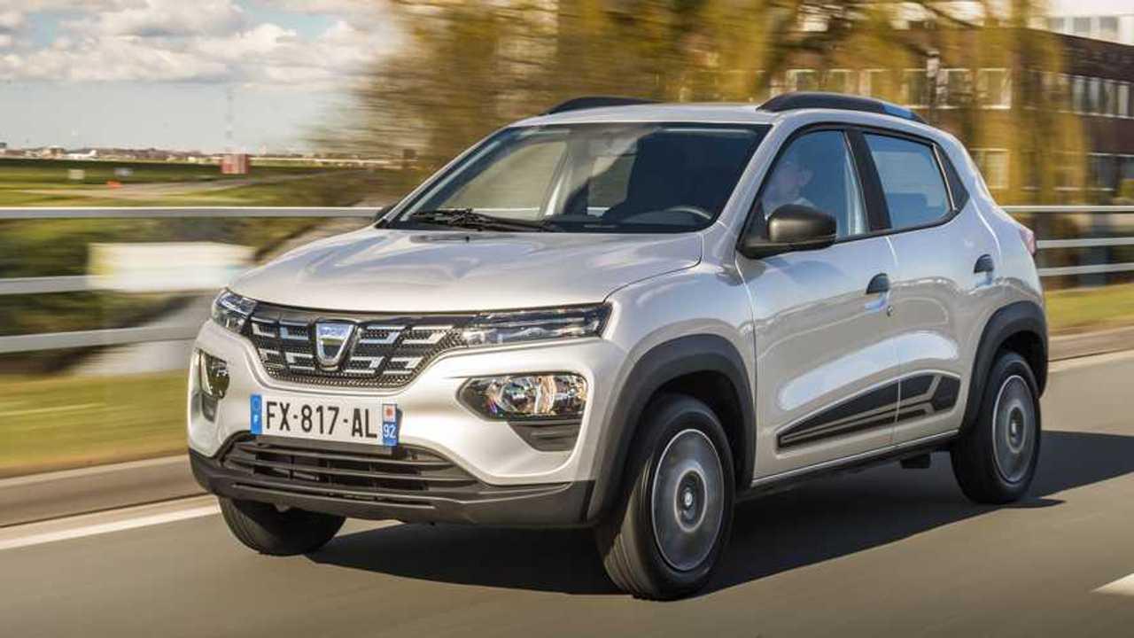 Dacia Sprint: Nun auch direkt beim Händler bestellbar