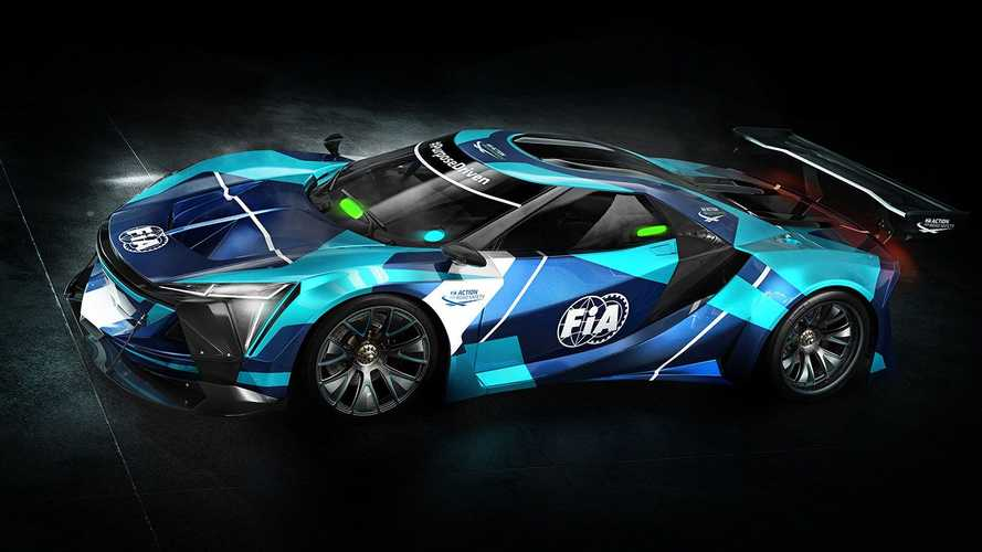 FIA reveals details of 'groundbreaking' electric GT category