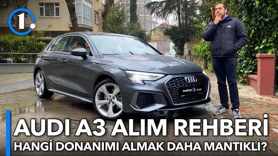 2021 Audi A3 | Hangi Donanımı Almak Daha Mantıklı? | Alım Rehberi