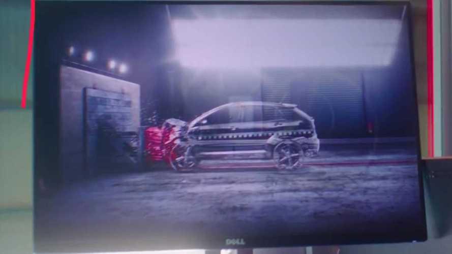 Fiat Progetto 363: novo SUV começa a mostrar suas linhas em mais um teaser