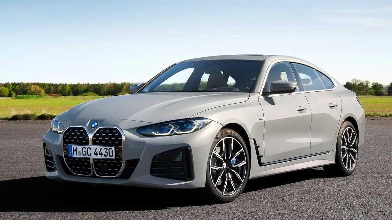 Nuevo BMW Serie 4 Gran Coupé 2021