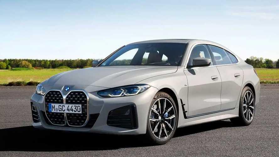 Nuova BMW Serie 4 Gran Coupé, più spazio alla sportività