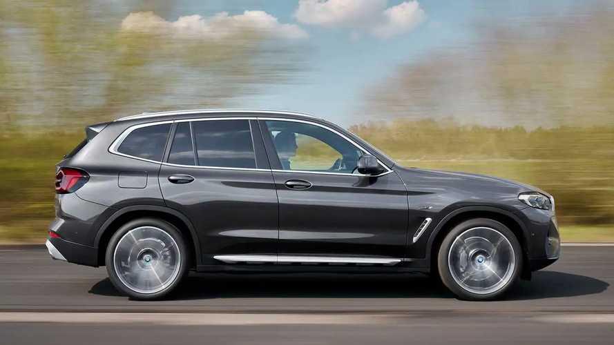 Novo BMW X3 2022 híbrido plug-in