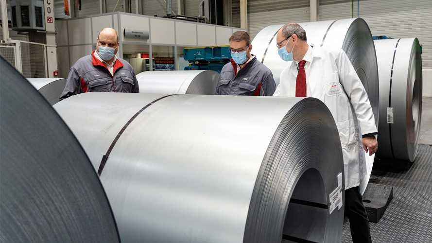 Audi yılda 40 ton yağ tasarrufu sağlayacak