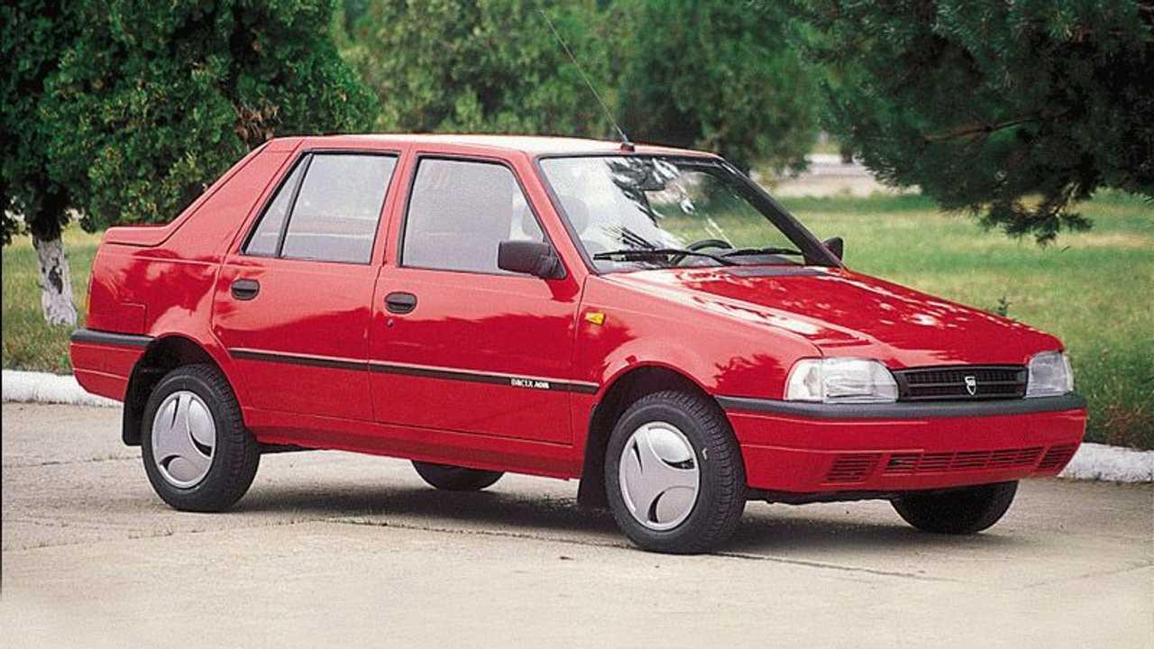 Dacia Nova - 1995