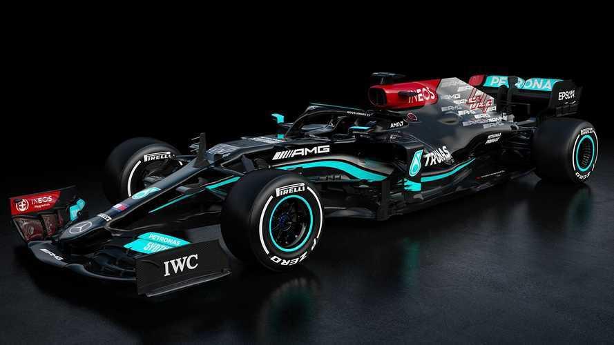 Fórmula 1: Mercedes-Benz apresenta W12, carro que pode dar octa a Hamilton