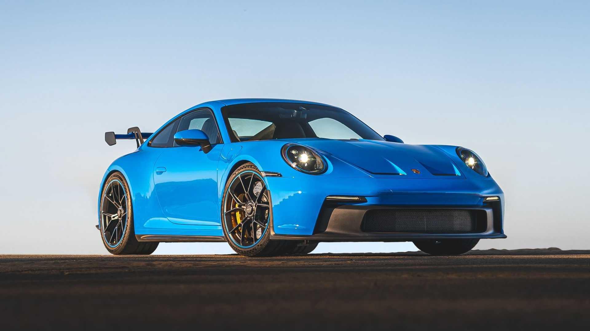 Porsche, California Reach Deal Over 911 GT3 Manual Trans Fiasco