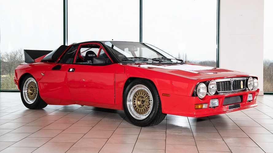 In vendita a Milano la Lancia Rally 037 prototipo: è stimata 900.000 euro