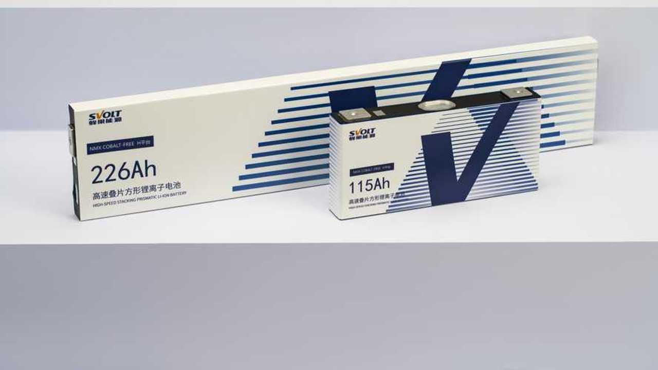 Kobaltfreie NMX-Batteriezellen von Svolt