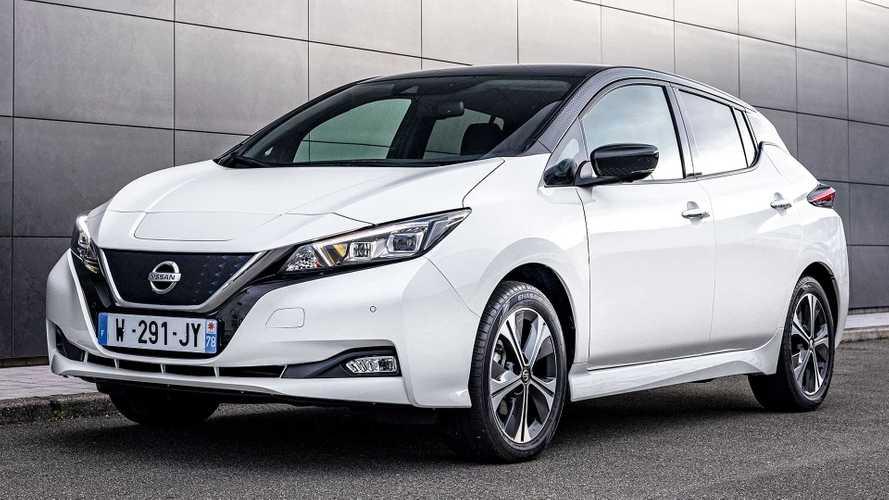 Nissan LEAF10 2021: serie especial por el décimo aniversario