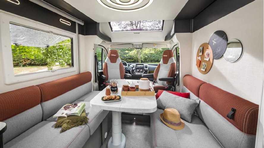 Challenger Combo X150 Camper Van