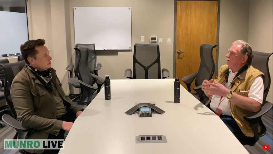 More Details From Tesla CEO Elon Musk's 1-On-1 With Sandy Munro