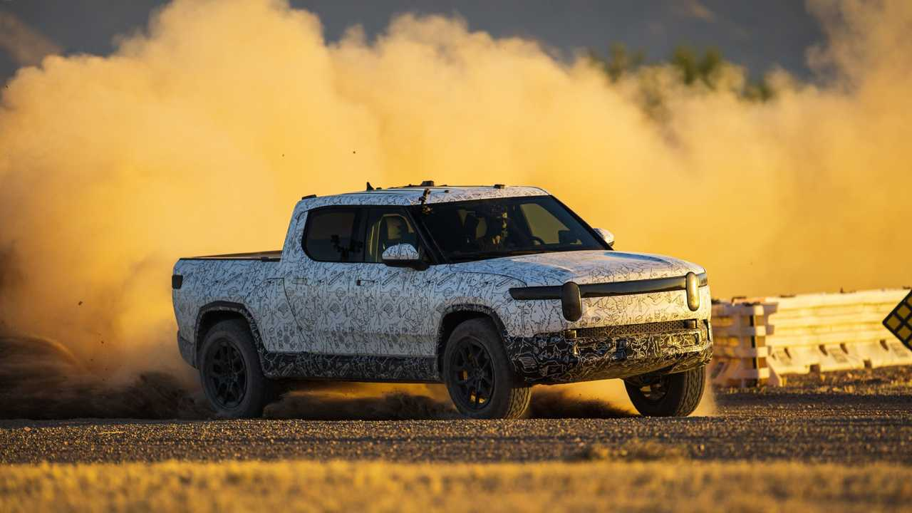 Rivian to get drift mode