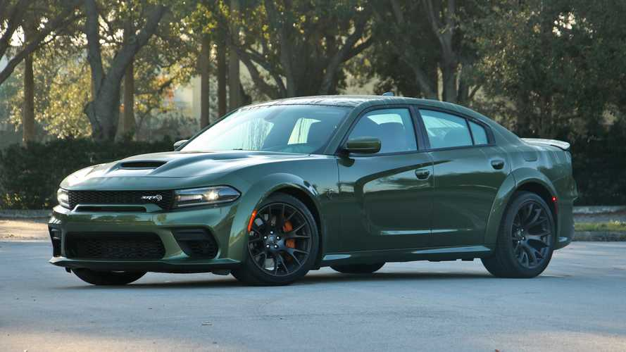 2021 Dodge Charger Hellcat Redeye Widebody: Review