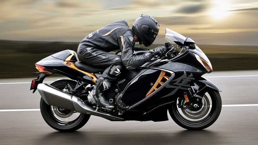 The 2022 Suzuki Hayabusa Is Here And Here's What's New