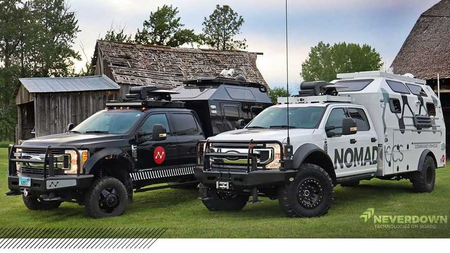 Nomad Tactical Command Vehicles Are Ready For Anything