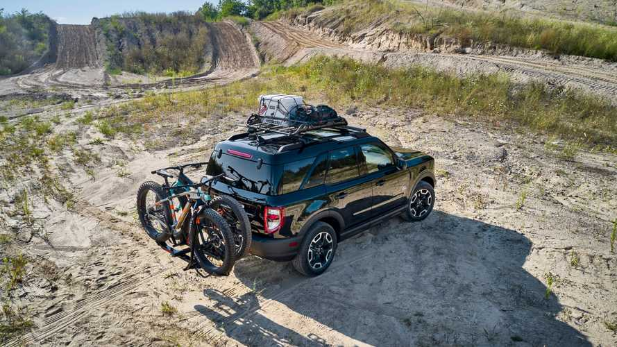 2021 Ford Bronco Sport accessory bundles