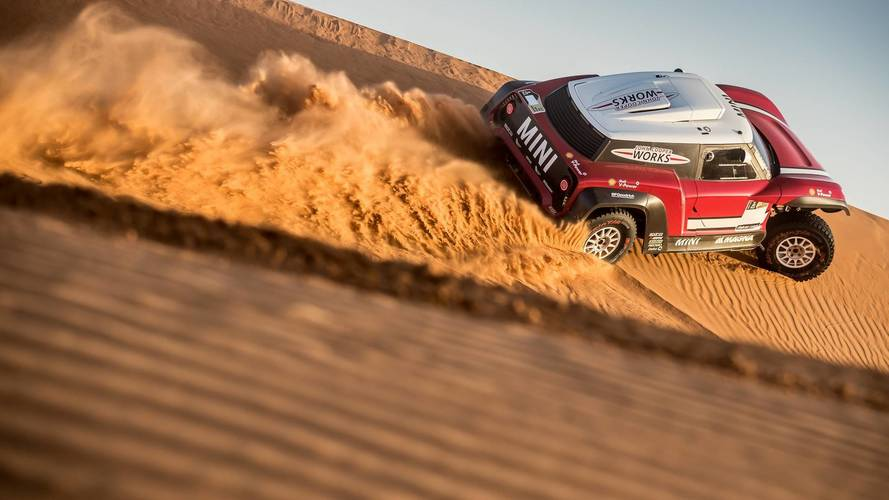 Mini reveals new challengers that will tackle Dakar rally