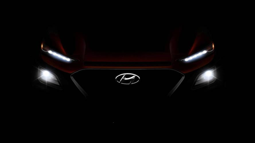 U.S.-spec Hyundai Kona Teased Ahead Of Los Angeles Debut